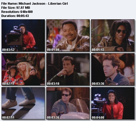 Michael jackson liberian girl (remix) youtube.