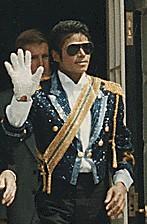 Michael Jackson, 1984
